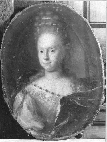 Bildnis einer unbekannten Fürstin