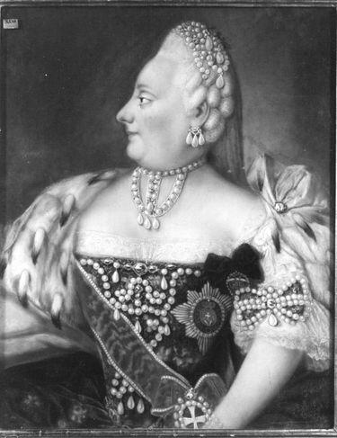 Kaiserin Katharina II. von Russland
