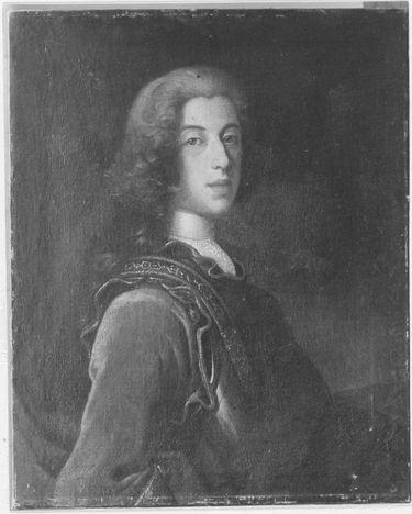 Bildnis des Johann Theodor (1703-1763), Sohn des Kurfürsten Max Emanuel von Bayern