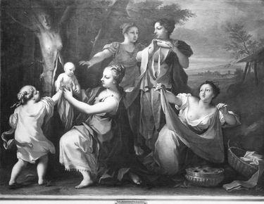 Die Geburt des Adonis