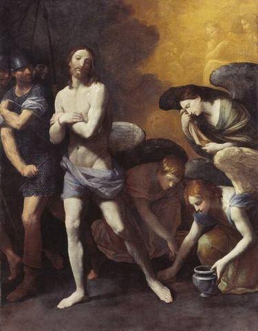 Christi Abführung nach der Geißelung
