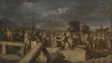 Triumphzug Alexanders des Großen: Beutegut (Folge 5/12)