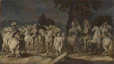 Triumphzug Alexanders des Großen: Zug der Tubenbläser (Folge 3/12)