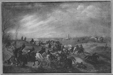 Reitergefecht bei Bois-le-Duc (5.2.1600)