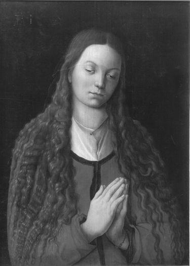 """Betende Maria (""""Fürlegerin"""")"""
