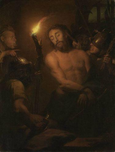 Die Verspottung Christi