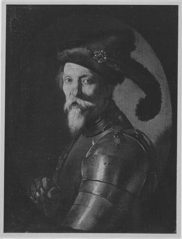 Bildnis eines Kriegers