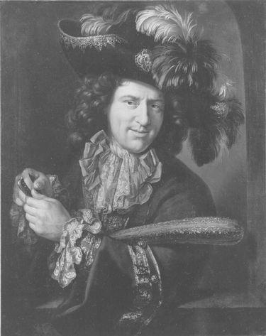 Hofnarr des Kurfürsten Johann Wilhelm von der Pfalz