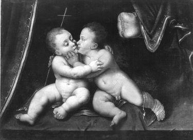 Jesus- und Johannesknabe
