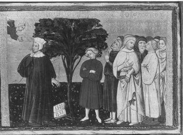 Die Bekehrung des hl. Augustinus