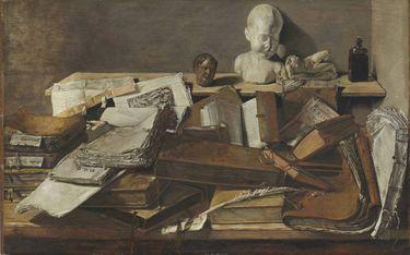 Bücherstillleben
