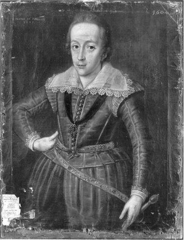 Bildnis eines englischen Prinzen