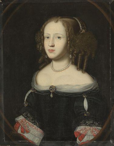 Maria Elisabeth von Schleswig-Holstein-Gottorf, Landgräfin von Hessen-Darmstadt (1634-1665) (?)