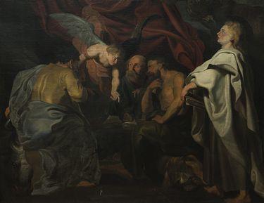 Die vier Evangelisten