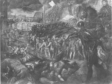Der Gonzaga-Zyklus, Federico II. Gonzaga nimmt Parma ein