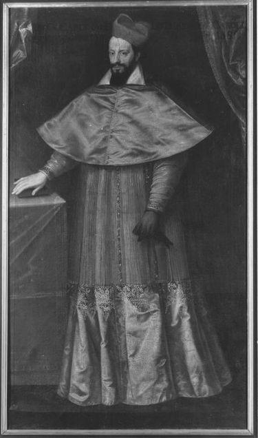 Kardinal Karl von Lothringen (1567-1607), Sohn Herzog Karls III. von Lothringen