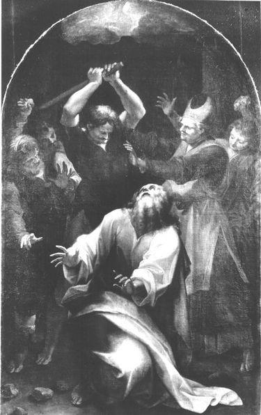 Martyrium des Simon van Cana