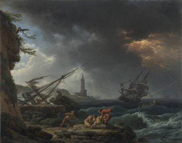 Seesturm: Die Gefahren des Meeres