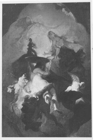Allegorische Darstellung
