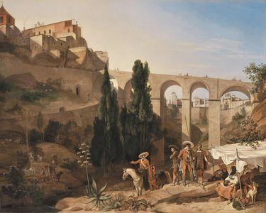 Die Brücke von Cuenca