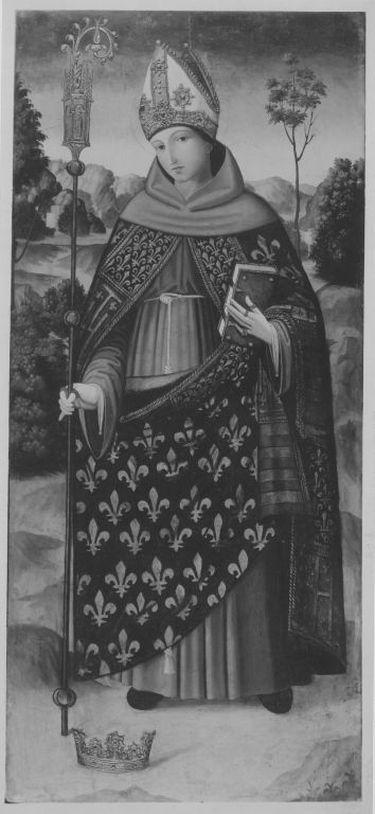 Hl. Ludwig von Anjou, Bischof von Toulouse