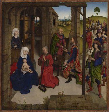Perle von Brabant: Anbetung der Könige