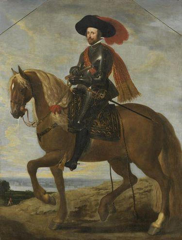 Reiterbildnis des Wolfgang Wilhelm von Pfalz-Neuburg