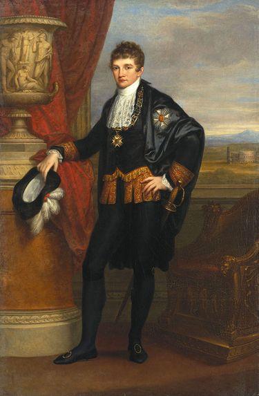 Ludwig I. von Bayern als Kronprinz