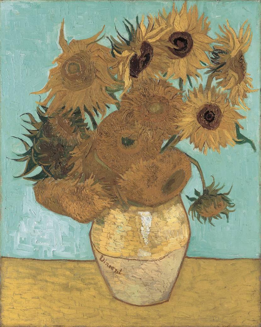 Sammlung Sonnenblumen